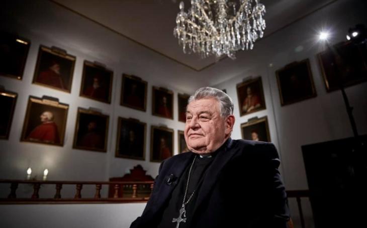Katolíku, ty loupežníku, co se opovažuješ budovat si jistotu a budoucnost. Komentář Štěpána Chába