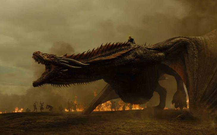 Hlavouni HBO oznámili definitivní prequel Hry o trůny. Chrlit oheň a šířit zkázu v něm budou targaryenští draci. Sobota Pavla Přeučila