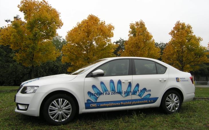 Stále více motoristů používá pro svůj vůz alternativní pohon CNG