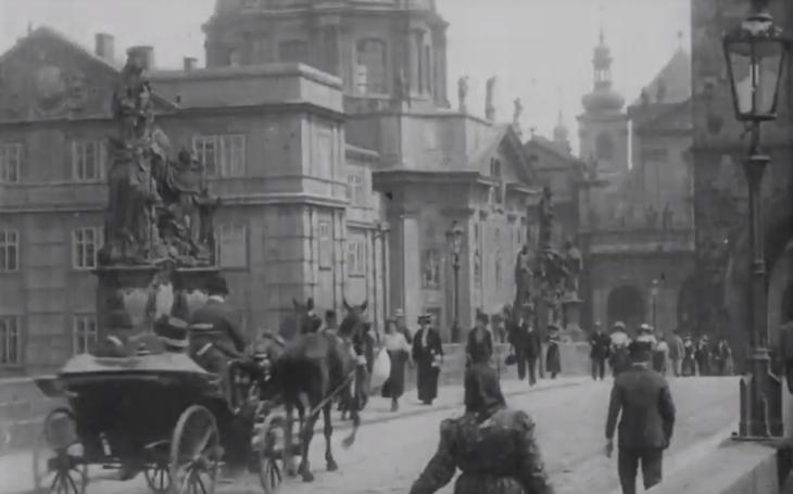 Znáte historii plynového osvětlení v Praze? Z prvních plynových lamp měli obyvatelé hrůzu