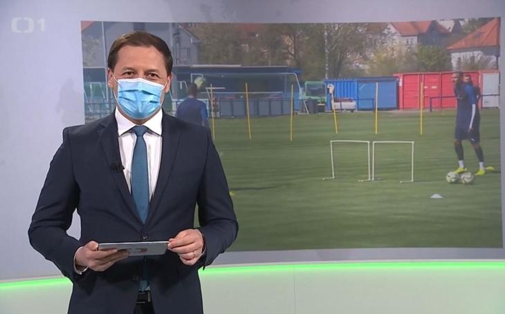 Sportovní redakce ČT nastoupila koronavirové prázdniny v anonymitě. Pracují za míň i sporťáci? Co zaujalo Jiřího Macků