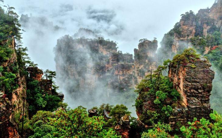 Pandora, létající hory ve světě filmu Avatar. S cestovatelem Milošem Beranem podvanácté do Číny
