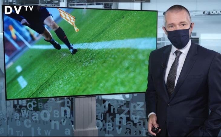 Má se druholigový fotbalista věnovat kopání, či raději zasednout za pokladnu v supermarketu? Co zaujalo Jiřího Macků