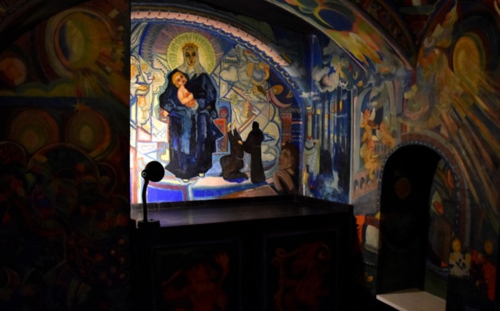 Bozi i ďáblové znovu ovládli Litomyšl. Po roce se otevírá Portmoneum, zrekonstruované Museum Josefa Váchala