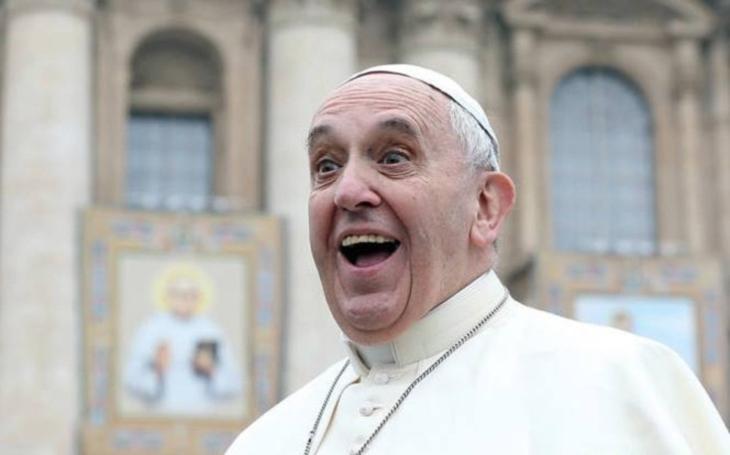 Svatá panno Marie, útěcho migrantů… papež František a jeho filištínští. 5 x středa Štěpána Chába