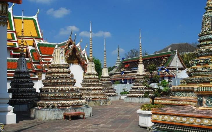 Bangkok, město andělů. S cestovatelem Milošem Beranem poprvé do Thajska