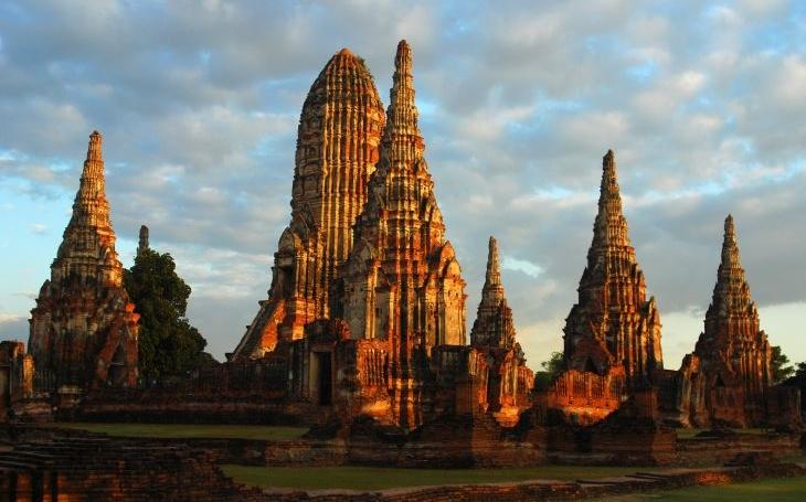 Ayutthaya, město protkané vodními kanály, s krásnými paláci a chrámy. S cestovatelem Milošem Beranem podruhé do Thajska