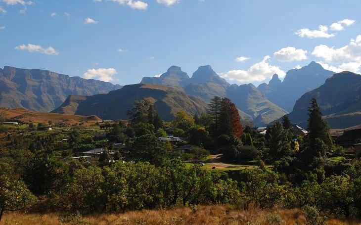 Dračí hory a  tradiční zulské vesnice. S cestovatelem Milošem Beranem podruhé do Jihoafrické republiky