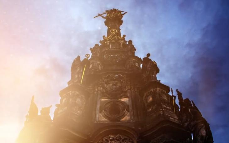 Olomouc se plácla přes kapsu a Dny evropského dědictví pojala velkoryse, covid-necovid. A sloup Nejsvětější Trojice...