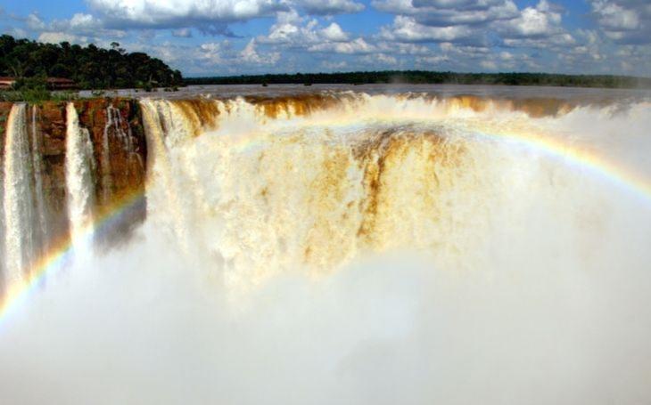 Vodopády Iguacu, přírodní div světa v Jižní Americe. S cestovatelem Milošem Beranem poprvé do Argentiny