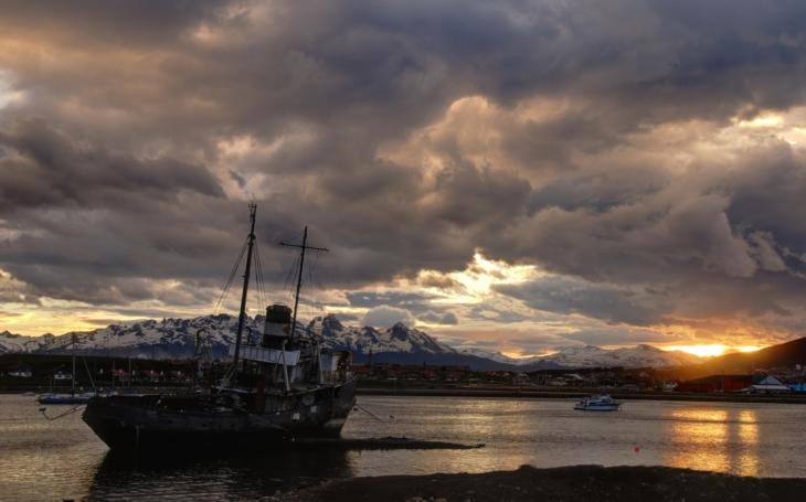 Ledovec Perito Moreno, nejjižnější město na světě a příběh vraku Marjory Glen. S cestovatelem Milošem Beranem podruhé do Argentiny