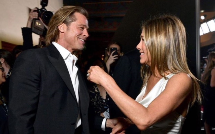 Pitt a Aniston: Hvězdný pár se pomalu zase dává dohromady. Bude místo Brangeliny Brannifer? Sobota Pavla Přeučila