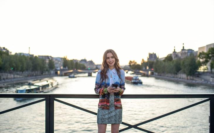 Americká buranka v Paříži slaví kupodivu úspěchy. Premiéry Pavla Přeučila