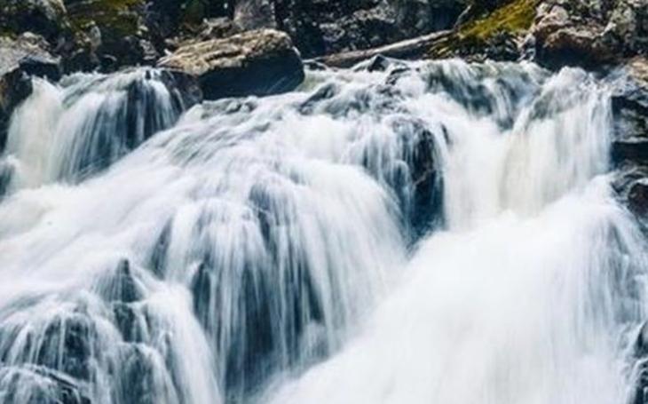 Země vodopádů: Národní park Katon-Karagay