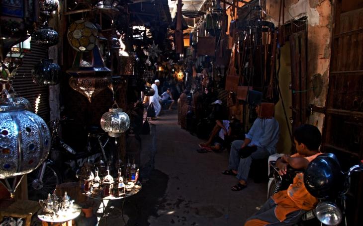 Marakeš, obří barevné divadlo pod širým nebem. S cestovatelem Milošem Beranem popáté do Maroka