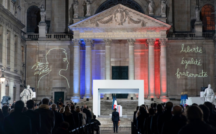 Islamismus. Kde začíná a kde končí? Marian Kechlibar: Republika zasažená do srdce, aneb o realitě, která se prosadila sama