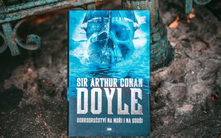 Oblíbená foglarovka, Arthur Conan Doyle, Gerald Durrell... Ty nejlepší knihy pod stromeček: Četli jsme, vybírali. Tady jsou