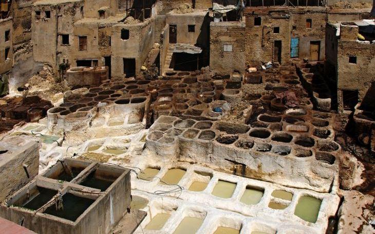 Starověk i středověk a spousta krás a dobrot. Od ambry až po hašiš. S cestovatelem Milošem Beranem podesáté do Maroka