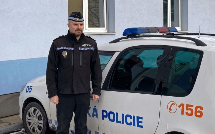 Nechci nudit. Tiskový mluvčí Městské policie Zlín umí předvést práci strážníků jako sled komických historek