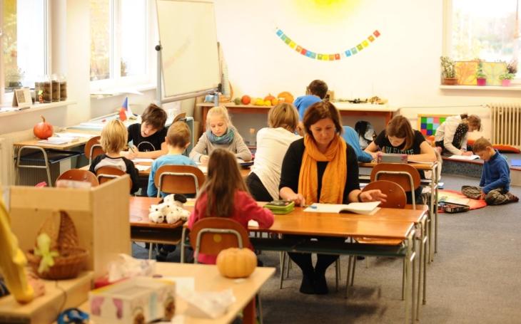 Základní škola Na Radosti podporuje děti v jejich jedinečnosti