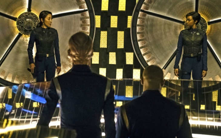 SF z červené knihovničky. Jak seriál Star Trek: Discovery nakrknul všechny pravověrné trekkies. Premiéry Kamila Fáry