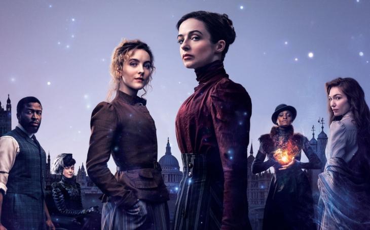 Steampunkový Londýn viktoriánské doby, hvězdně obsazený, profesionálně natočený seriál na HBO. Premiéry Pavla Přeučila