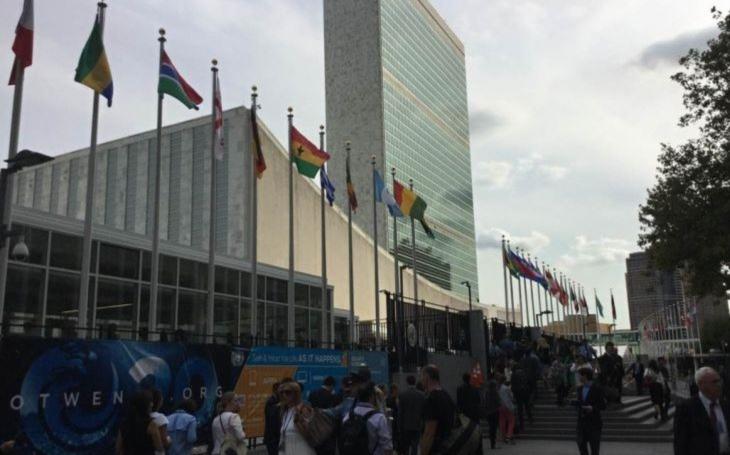 K čemu je nám vlastně OSN? Nejenže ztratila důvěru, ale už dávno neplní ani svou úlohu. Pondělí Pavla Přeučila