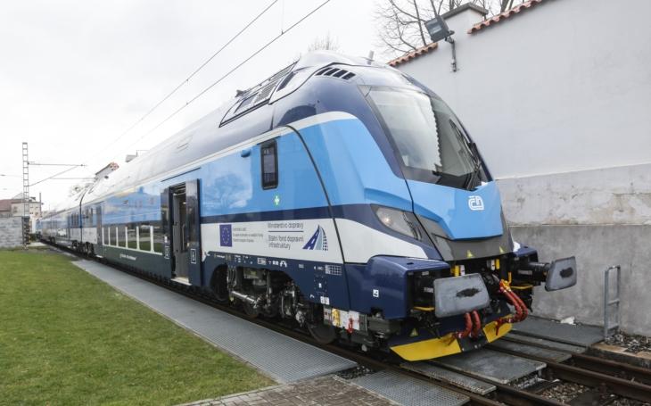 Preventivní údržba, nové soupravy i bezpečné prostředí. České dráhy se chystají na návrat k normálu