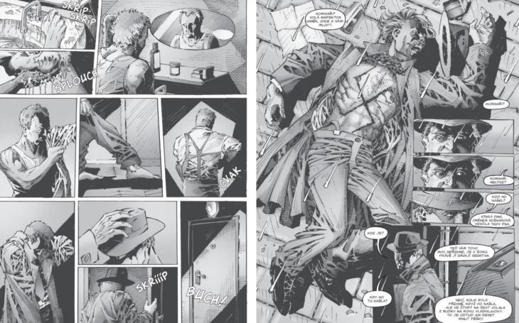 RECENZE Komiks s ´hakenkrajcem´ na hrudi pár týdnů před nástupem Heydricha. Český autor posílá vzkaz světu