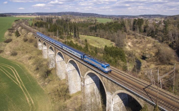 Moderní rychlodráha, po které posviští vlaky třístovkou… Z Popelky krásná princezna, železnici na Vysočině čeká velká proměna