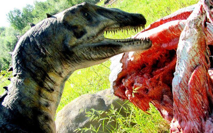 Mohli přežít draví dinosauři? Dobře utajené příšery - seriál Krajských listů, díl čtvrtý