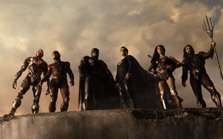 Fanouškovský fenomén jménem Liga spravedlnosti, režisérský střih, velká očekávání a proč Snyder končí u Warnerů. TV reflexe Viktora Horáka