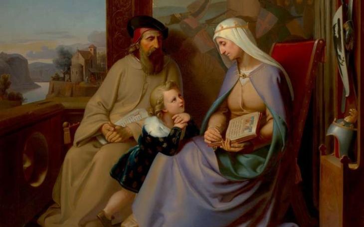 RECENZE Svatá Ludmila v překrásné knize. Mohu jen chválit, chválit a zase chválit