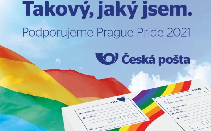 Česká pošta je hrdá, je hrdá a je hrdá. Komentář Štěpána Chába