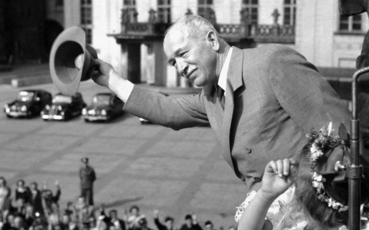 Beneš v roce 1948 prohrál, protože u nás byl malý obrat západních firem. Svět Tomáše Koloce