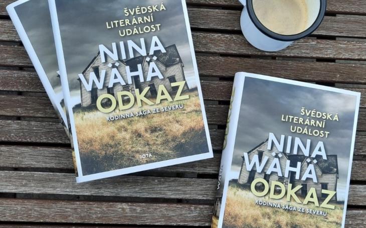RECENZE Švédská událost roku. Nina Wähä, Odkaz. Drsné, surové, podmanivé