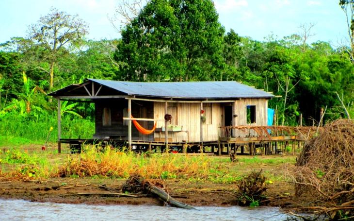 Amazonie je zemí vody a andělských křídel. S cestovatelem Vojtěchem Alberto Slámou poprvé do jižní Ameriky