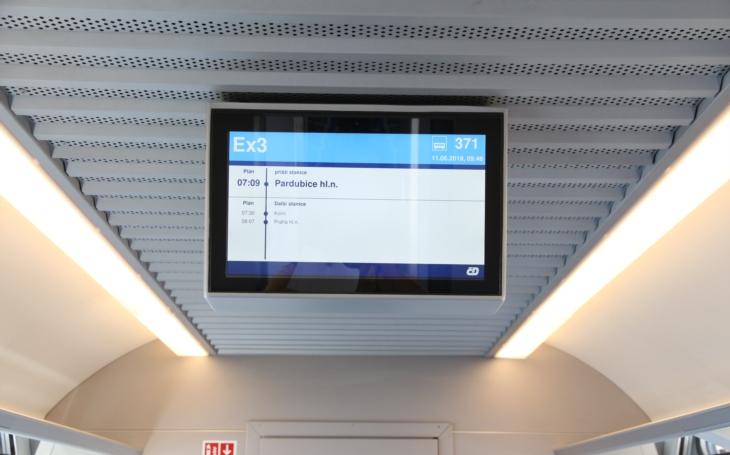 Rychlé hledání spojení, varování před výlukami a snadný nákup jízdenek v mobilu… Aplikace Můj vlak všechno ošetří